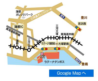 ラグーナ店地図